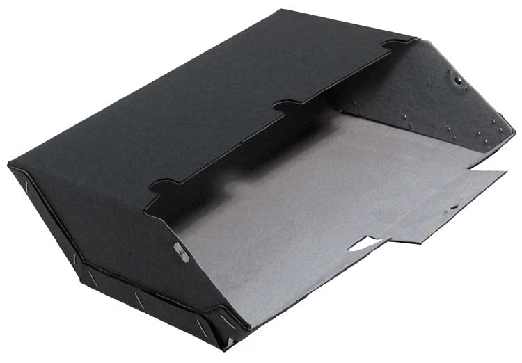 Glove Box Liner - 66-67 Chevelle El Camino (without A/C)