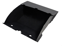 Flocked Glove Box Liner - 68-69 Chevelle El Camino (without A/C)