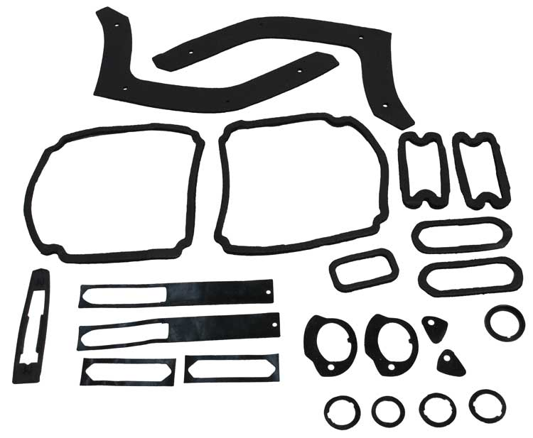 Paint Gasket Kit - 69 Chevelle SS