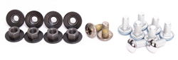 Rear Bumper Bolt Set (18pcs) - 67-69 Firebird