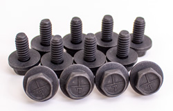 Valve Cover Fasteners - 12 Piece Kit - 64-74 Dodge/Plymouth 273/318/340/360