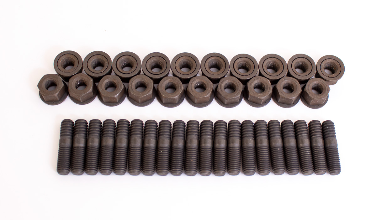 Valve Cover Fasteners (40pcs) - 71 Dodge/Plymouth 426 Hemi