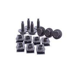 Front Valance Bolt Kit (14pcs) - 70-72 Dart; 71-72 Demon