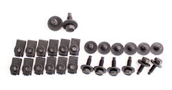 Header Panel Bolt Kit - 67-69 Barracuda