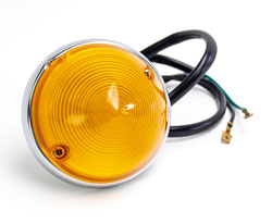 Parking Lamp Assembly - Amber - LH or RH (Sold as Each)