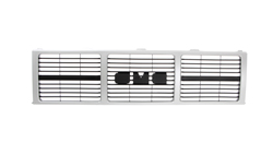 Grille - OE Style - For Dual Headlights - 85-87 GMC Truck; 85-88 Jimmy Suburban