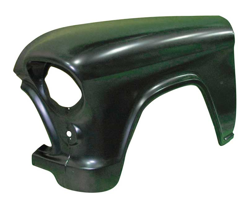 Front Fender - LH - 55-56 Chevy GMC Truck (\'55 2nd Series)