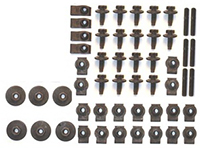 Fender Bolt Kit w/ Studs - 70-74 Dodge Plymouth E-Body