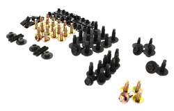 Body Bolt Fastener Kit (Fenders, Hood, Doors, Deck Lid) - 67-74 Dodge Plymouth A-Body