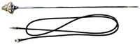 Antenna Assembly - 68-76 Dodge Plymouth A-Body