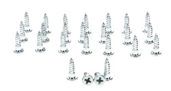 Window Clip and Reveal Molding Stud Replacement Set (25Pcs)