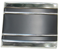 Lower Cab Molding - Black - RH - 69-72 Chevy GMC Truck Fleetside