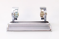 Outside Door Handle - Front or Rear - LH - 73-79 F100 F150 F250 Bronco; 74-78 Mustang; 73-76 Torino Ranchero