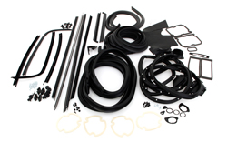 Weatherstrip Kit - 71-72 Chevelle (Coupe}