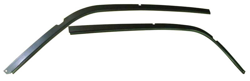 Roof Drip Rails - Pair - 67-69 Camaro Firebird