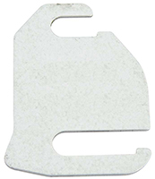 Door Striker Plate Shim - 1.5mm - 68-70 Dodge Plymouth B-Body
