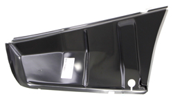Trunk Floor Extension - LH - 67-68 Camaro Firebird