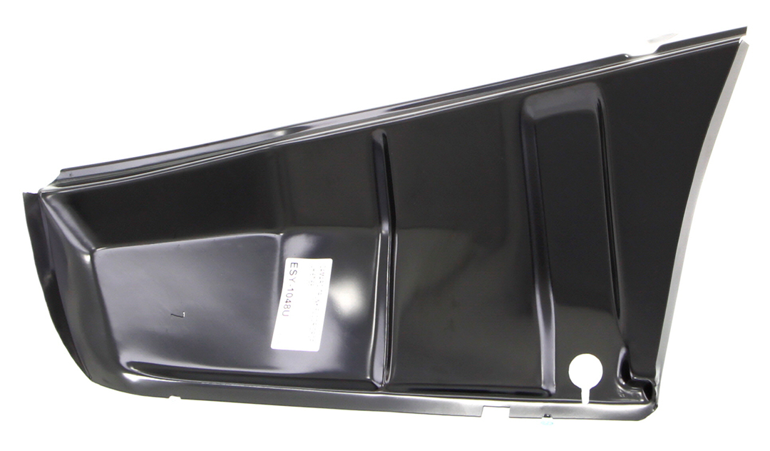 Trunk Floor Extension / Drop Off - LH - 67-68 Camaro Firebird
