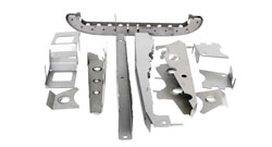 Level 2 Chassis Stiffening Kit - 70-74 Plymouth Barracuda