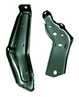 Rear Bumper Bracket - LH Inner & Outer - 64 Impala (Except Wagon)