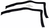 Inner Fender to Fender Seal Set - 70 Plymouth B-Body
