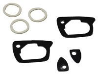 67-72 A-Body 68-70 B-Body Door Handle/Lock Gasket Set