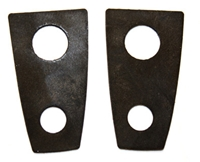 Fender Mounted Turn Signal Gaskets - Pair - 70-72 B-Body; 70-72 E-Body