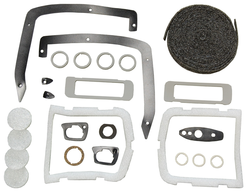 Paint Gasket Set - 69 Coronet