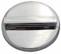 Gas Cap - Chrome - 67-76 Dodge Plymouth A-Body
