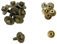 Trunk Bolt Kit - 67-69 Dodge Plymouth A-Body