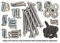 Console Screw Set - 71-74 B-Body; 70-74 E-Body