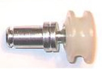 Quarter Window Roller w/ Pin - 67-72 A-Body; 67-70 B-Body