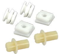 Quarter Window Roller Kit - 70-74 E-Body