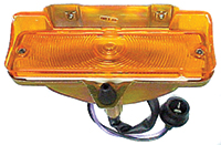 Park Lamp Assembly - LH - 65 Chevy II Nova