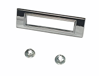 Side Marker Lamp Bezel - Front or Rear (Sold Each) - 69 Chevelle