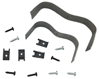 66-67 Nova A/T Console Bracket 2pc Set