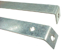 Gas Tank Strap - 2 required (Sold Each) - 62-67 Chevy II Nova