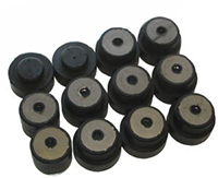 Body to Frame Bushing Set - 68-72 Chevelle Coupe Skylark Cutlass GTO