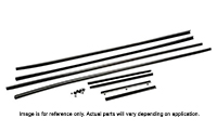 70 E-Body Convertible O.E.M. Style Weatherstrip Kit - 8pcs
