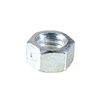 3/8-16 Two Way Lock Nut - Zinc