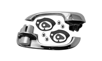 62-65 Nova Front Door Handle Assembly