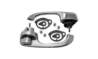 Door Handle Assemblies - Outside - Front - LH/RH Set - 70-2 Chevelle Skylark (2 & 4-Door)