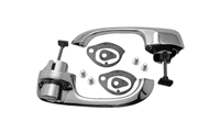 Door Handle Assemblies - Outside - Rear - LH/RH Set - 70-72 Chevelle (4-Door)