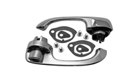 Door Handle Assemblies - Outside - LH/RH Set - 68-72 Cutlass (2-Door)