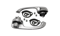 Door Handle Assemblies - Outside - LH/RH Set - 68-72 GTO