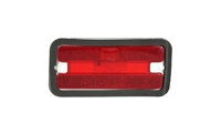 70-81 Firebird Rear Side Marker Lamp Assembly (Lens, Housing Gasket), RH