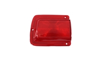 65 Chevelle Tail Lamp Lens without Chrome Trim, LH/RH Pair