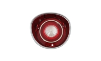 71 Chevelle SS Backup Lamp Lens with Trim - RH
