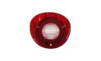 72 Chevelle Backup Lamp Lens w/o Trim - RH