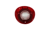 72 Chevelle SS Backup Lamp Lens w/ Trim - RH